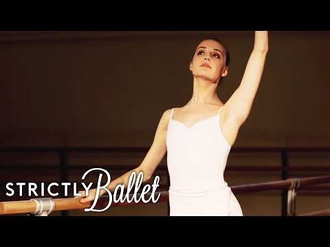 How A Ballerina Competes With Herself | Strictly Ballet - Season 1, Episode 4