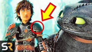 Video 25 Hidden Secrets In How To Train Your Dragon MP3, 3GP, MP4, WEBM, AVI, FLV Oktober 2018