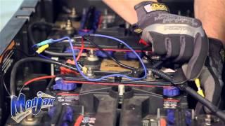 10. Bucket Harness for Precedent® 8V Setup   How to Install Video   Madjax® Golf Cart Accessories