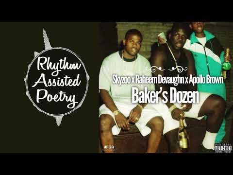 Download Skyzoo - Baker's Dozen (ft. Raheem Devaughn) [Produced by Apollo Brown] MP3
