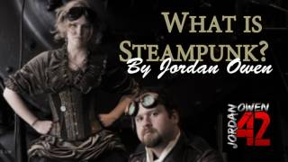 An ongoing thorn in my side with the current science fiction fandom is the way in which steampunk commands a sprawling legion of fans that know absolutely nothing about its stylistic origins or what those fashion choices mean and represent.  Steampunk is one of the most original and fascinating science fiction realms to come along in a long time and its being squandered on quirky costuming rather than being evolved as a serious medium.  I think this has to do with the shallowness of modern fandom in general. Please support my work at http://www.patreon.com/jordanowen42Please also visit:Jordan Owen on youtube: http://www.youtube.com/jordanowen42Jordan Owen on twitter: http://www.twitter.com/jordanowen42Jordan Owen on DeviantArt: http://jordanowen.deviantart.comJordan Owen on Blogspot: http://www.jordanowen42.blogspot.comJordan Owen's novel: https://www.amazon.co.uk/Eros-Empire-Jordan-Owen/dp/1593933762Jordan Owen on soundcloud: http://www.soundcloud.com/Jordanowen42The band: http://www.reverbnation.com/leavingbabylon