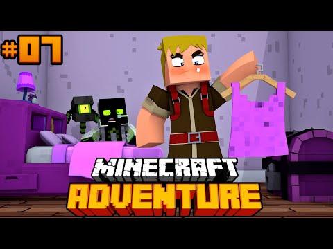 IN NATASHAS ZUHAUSE EINGEBROCHEN?! - Minecraft Adventure #07 [Deutsch/HD]