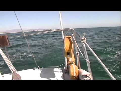 TheMcphearson - Sailing on The Happiness 1967 Coronado 25' Channel Islands.