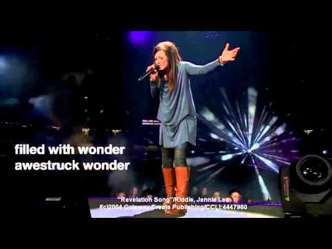 Revelation Song - Kari Jobe // Passion 2013 - Video & CD Audio