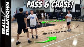 NBA Pick And Roll Secrets To Attacking Pressure With The Basketball by BBallBreakdown