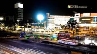 Korea Timelapse - Seoul Station Nightview Timelapse, Seoul - PdkangPhotography