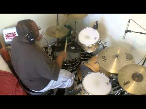 Tye Tribbett - If He Did It Before....Same God (Drum Cover)