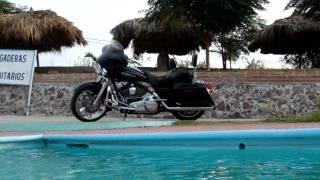 4. The 2006 Harley-Davidson FLHX Street Glide