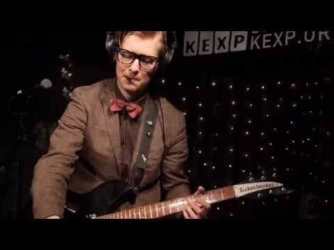 Public - http://KEXP.ORG presents Public Service Broadcasting performing live in the KEXP studio. Recorded February 23, 2014. Songlist: London Can Take It Signal 30 S...