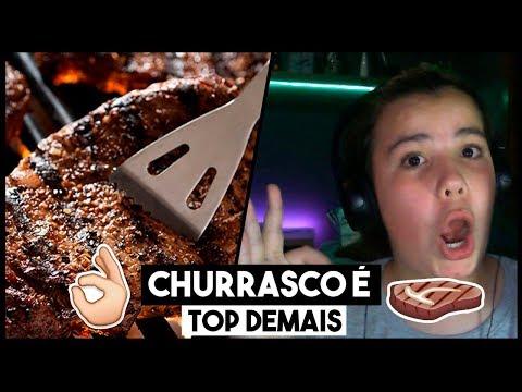 Zap zap - Churrasco é Top Demais