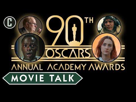Oscar Nominations Special - Movie Talk