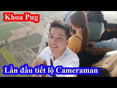 Khoa Pug đốt 5 triệu cho 30 phút trên khinh khí cầu khổng lồ ở Ai Cập cùng với cameraman - Thời lượng: 29 phút.