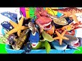 Shark Toy Collection Whales Lobster Sea Animals Fish Ed