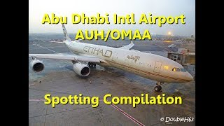 A compilation of all my pics and videos taken at Abu Dhabi Intl Airport during my 2 stopovers going to Thaïland and at the return as well. The traffic is not that impressiv over there as there are mainly Etihad airways and their partners (Air Berlin, Alitalia, Jet Airways...). So i caught all the Etihad fleet, from their 320s to their A380s !© DoubleH63 - AUH/OMAA spotting 06/2017