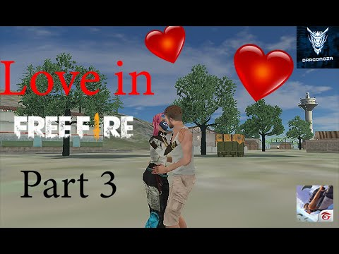 love in Free fire - Part3 (animation video)