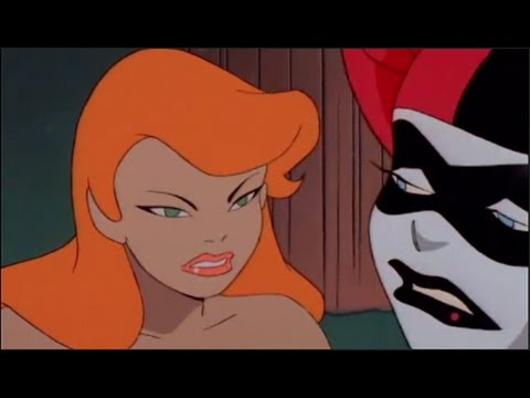 Harley Quinn Meets Poison Ivy