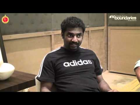 Dilshan &amp;amp; Murali on &amp;#039;No Boundaries by Sid Mallya&amp;#039;