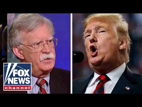 John Bolton previews Trump's United Nations speech