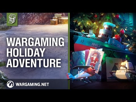 Wargaming Holiday Adventure