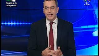 Journal d'information du 19H 27.10.2020 Canal Algérie