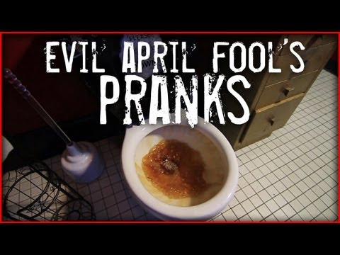 Fool - Level up your April Fool's game. Let's get evil and really mess with our friends and family this April 1st. Here are 7 nasty tricks to play on anyone. Don't ...
