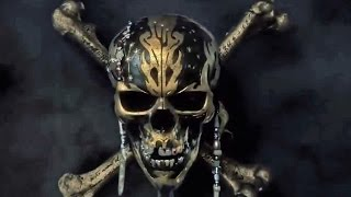 Pirates of the Caribbean 5: Dead Men Tell No Tales | official trailer announcement (2017) by Movie Maniacs