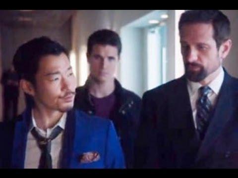"The Tomorrow People After Show Season 1 Episode 19 ""Modus Vivendi"" | AfterBuzz TV"