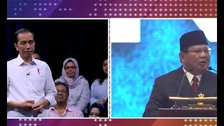 Video Dialog – Gaya Santai Jokowi Vs Gaya Tegas Prabowo (1) MP3, 3GP, MP4, WEBM, AVI, FLV Januari 2019