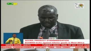 ECOWAS Kicks Against Inferior Goods In West Africa