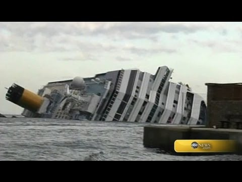 cruise ship capsized - A sixth body has been found in the wreckage of the Costa Concordia cruise ship that capsized off the coast of Tuscany. *Subscribe: http://bit.ly/abcWNNvideos.