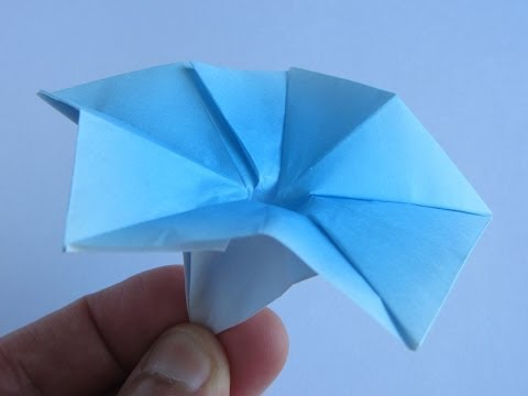 Flower Tutorial - 010 -- Morning Glory