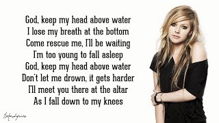 Download Video Head Above Water - Avril Lavigne (Lyrics) 🎵 MP3 3GP MP4