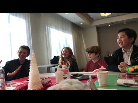 Chatting with the cast of Disney Channel's Coop & Cami