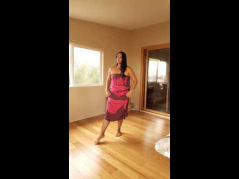 Fakateretere 'Aparima Dance Clint Mariteragi (видео)