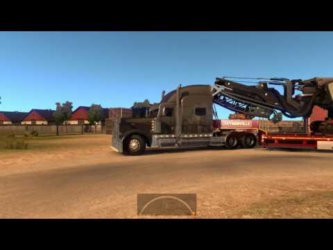 Faymonville Heavy Pack v1 for Ats 1.6