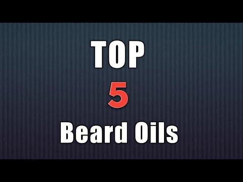 My Top 5 Beard Oils!