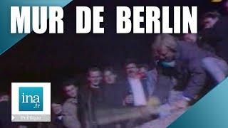 Le 9 novembre 1989, les allemands détruisaient le mur de Berlin