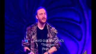 David Guetta-Titanium-Tomorrowland Brasil 2016 Ao ViVo