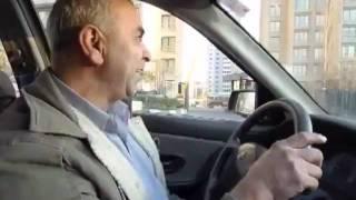 Ranande Taxi Bahalراننده تاکسی که صدای خواننده ها تقلید میکنه