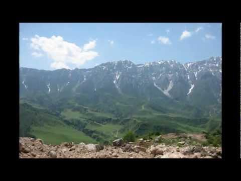 Родные горы Киргизии (видео)