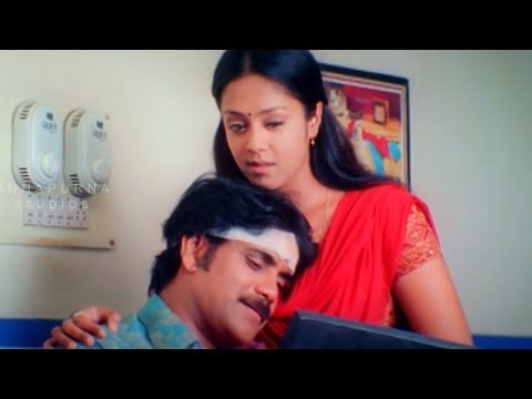 Video Jyothika Proposing Nagarjuna Love Scene || Nagarjuna, Jyothika download in MP3, 3GP, MP4, WEBM, AVI, FLV January 2017