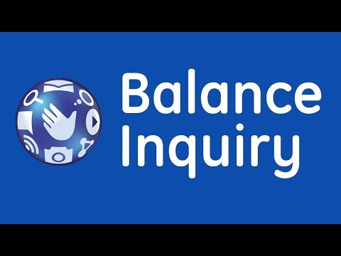 How To Do A Globe Balance Inquiry
