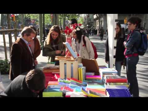 Sant Jordi 2015, en un minut