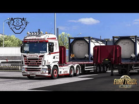Scania Ghost V8 Sound v5.0