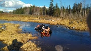 10. Watersports 2 - Arctic Cat MudPro 1000, Spring, Russia