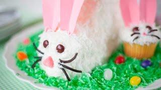 Como decorar bolo de Páscoa