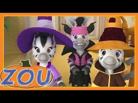 🎃👻HALLOWEEN 2018 👻🎃L'ogre d'Halloween 🍂🍂Dessins animés 2018 | Zou en Français