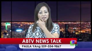 Paula Yang Xia Vang Special News Raport Candle Light Vigil March 25, 2016 Part 1