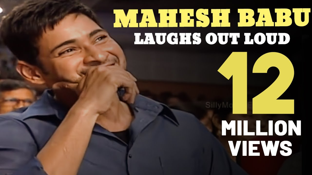 Mahesh Babu Laughs Out Loud when Jabardasth Chandra Compares himself to Tamannah