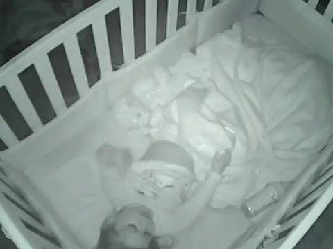A SC toddler prayers caught on baby monitor